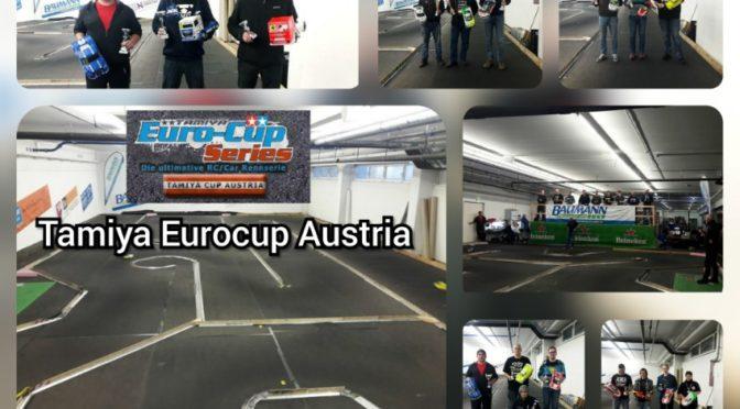 Rennbericht: Tamiya Eurocup Austria/Halle Amstetten