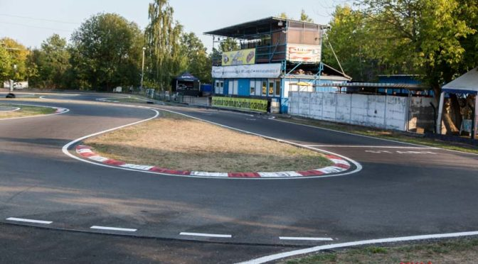 Der RC-Park in Leipzig – Die Strecke
