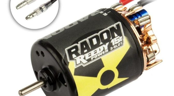 Reedy Radon 2 Brushed Motor