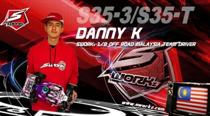 SWORKz begrüßt Danny K im Team
