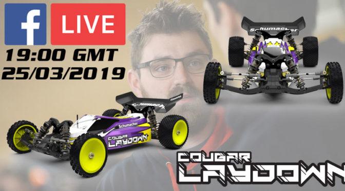 Cougar Laydown Launched von Schumacher Racing