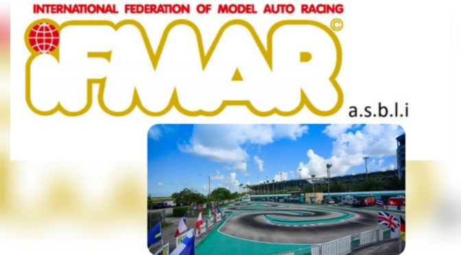 IFMAR WM 1/8 IC GT 2020 in Homestead