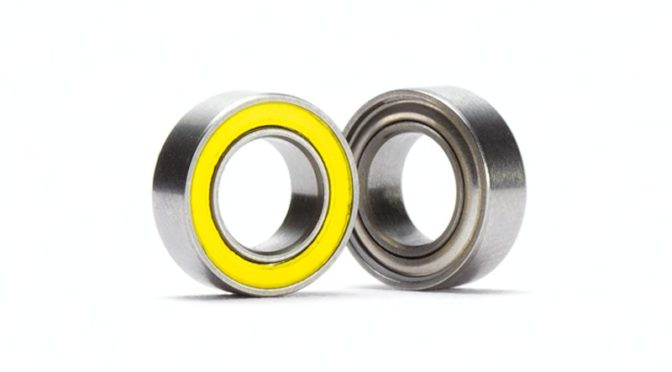 Aura Steel Ball Revolution Bearing Line