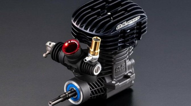 Ripmax präsentiert den OS Speed B2103 Type S-Motor