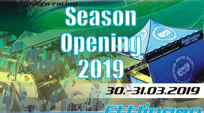"Pro Stock Series 2019 – ""Shepherd Seaon Opening 2019"" in Ettlingen"