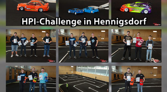 Entspanntes Rennwochenende – HPI-Challenge in Henningsdorf