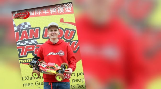 Sieg für Jörn Neumann beim SIGP in Xaimen / China!