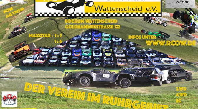 RC-Offroad Wattenscheid e.V. – Der Verein aus dem Ruhrpott