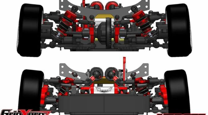 XPRESS – The GripXero D1 RWD