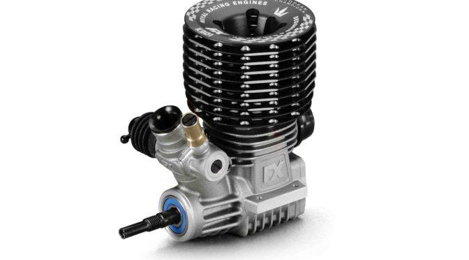 European Champion Engine K301 EC von FX-Engines