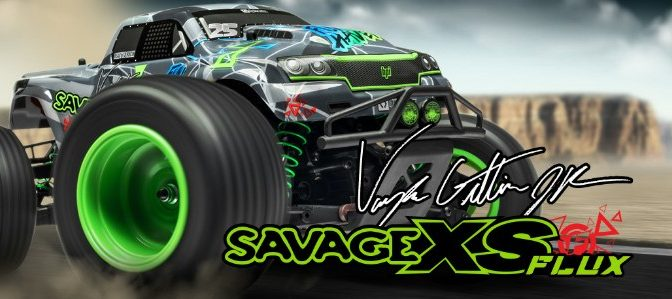 HPI Savage XS Flux VGJR