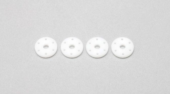 Neue Kolbenplatten für Big Bore Dämpfer