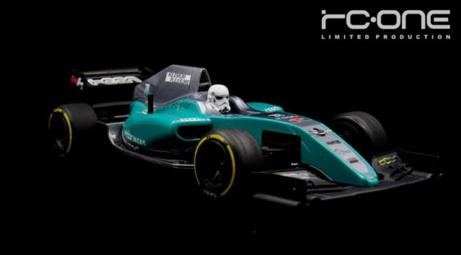rconDesign – RC.ONE 1/10 Formel-Karosserie