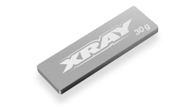 Xray – Wolframgewichte