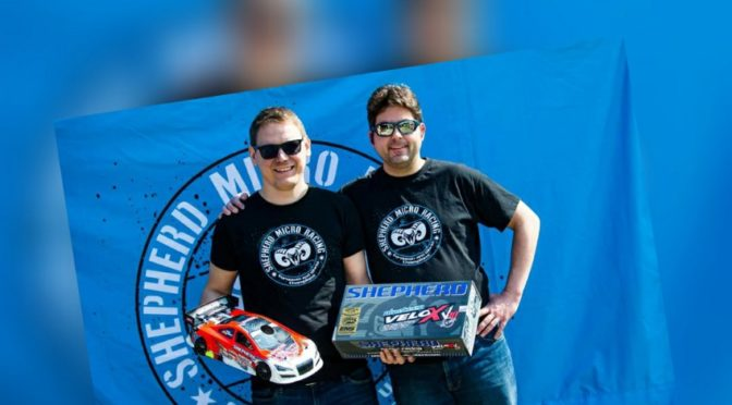 Rico Kröber wechselt zu Shepherd Micro Racing