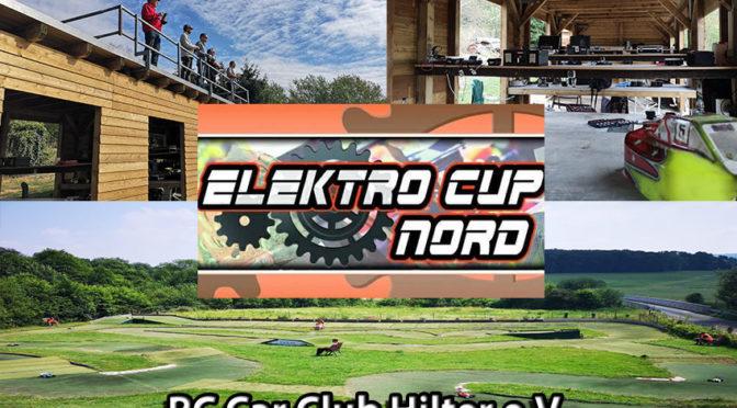 Der Elektro Cup Nord startet beim RCC Hilter