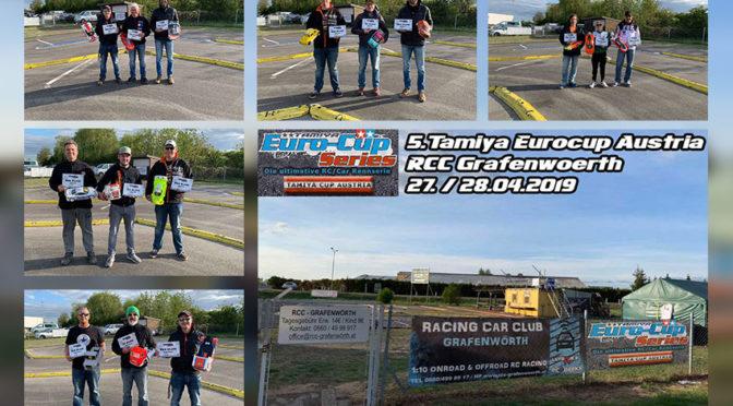 Outdoor startete das 5.Tamiya Cup Rennen beim RCC Grafenwörth