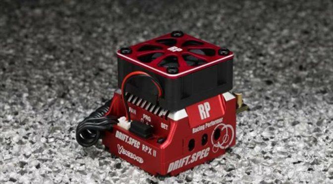 RED-Version – Yokomo präsentiert den RPX-II Drift Spec
