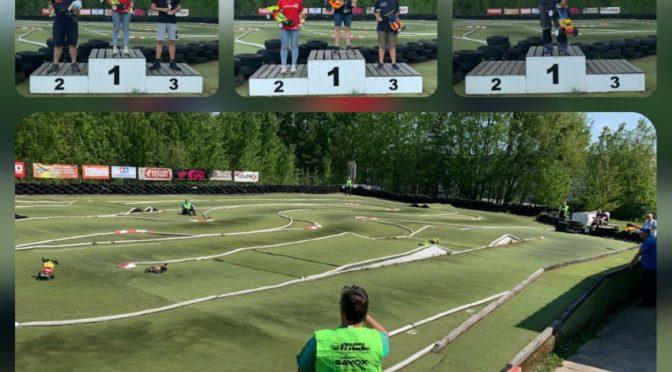 Entscheidung des 2.SK-Lauf Ost beim RC-Speedracer e.V.