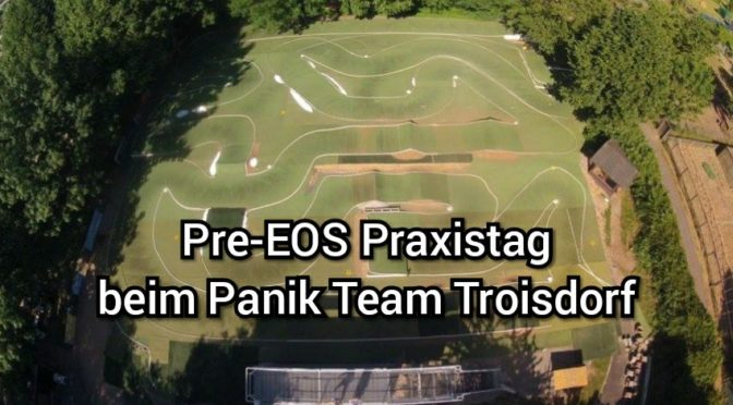 Pre-EOS Praxistag am Donnerstag beim Panik Team Troisdorf
