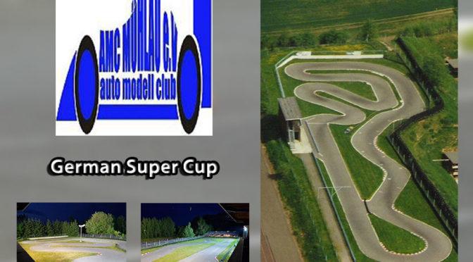 German Super Cup beim AMC-Mühlau mit Workshop