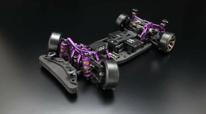 Yokomo präsentiert die limitierte Edition des YD-2SXII in PURPLE