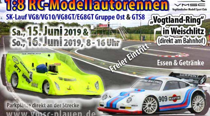 SK-Lauf VG und GTS in Weischlitz am 16.06.19