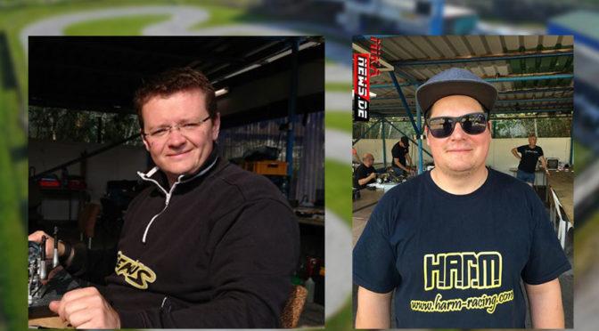 Gagesch und Alain Arnaldi sind EFRA-Europameister Large Scale F1 und TC