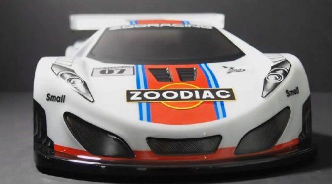ZooRacing zeigte die GT-Karosserie Zoodiac
