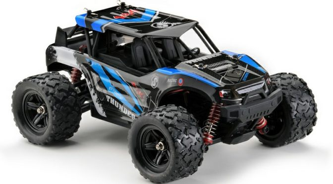 "High Speed Sand Buggy ""THUNDER"" blau 4WD RTR 1/18"