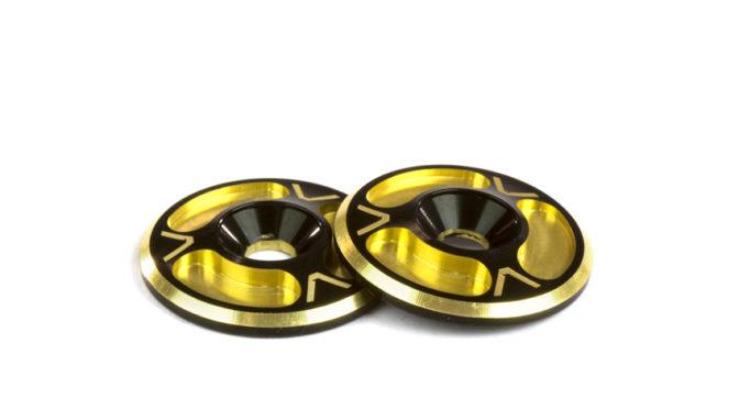 Triad Wing Button   HD von Avid