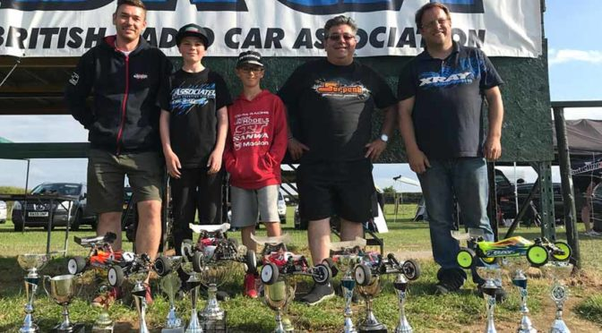 BRCA Juniors & Veterans Rennen