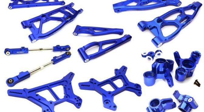 Arrma 1/8 Kraton 6S BLX Teile von Integy