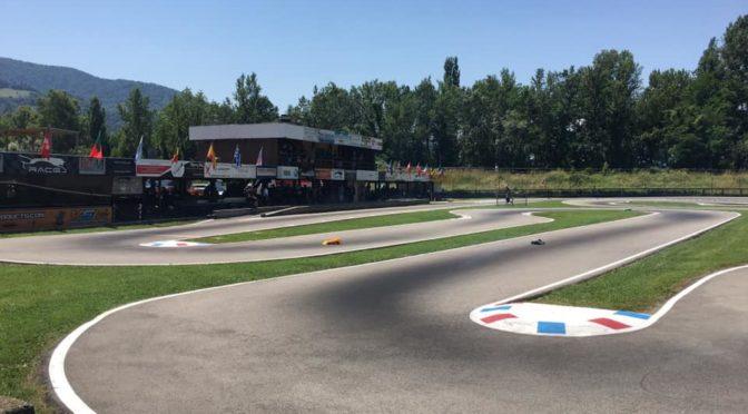 EFRA Europameisterschaft 1:8 IC TR, Montbonnot / Frankreich