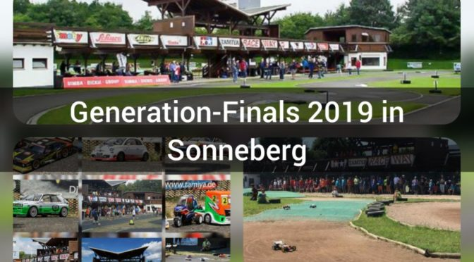 Generation-Finals 2019 in Sonneberg!