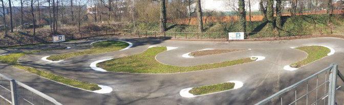 Modell Rennsport Gruppe Erlangen im schönen Bayern