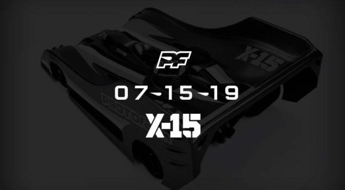 Protoform X15 – Teaserbild