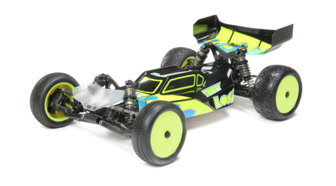 TLR 22 5.0 DC ELITE RACE KIT: 1/10 2WD DIRT/CLAY