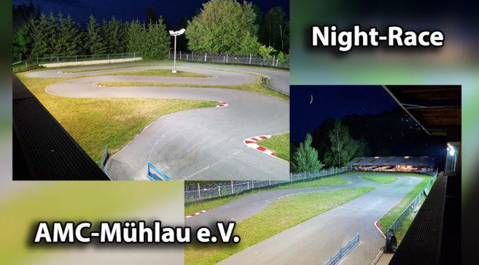 Der AMC-Mühlau lädt zum 1.Night Race