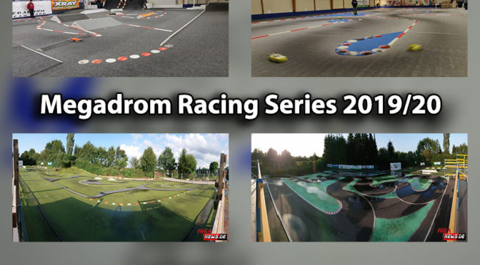 Die Megadrom Racing Series 2019/20