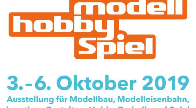 24. modell-hobby-spiel: Alle(s) unter einem Dach