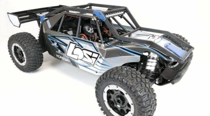 TBR R1 EXO Roll Cage – Losi DBXLe