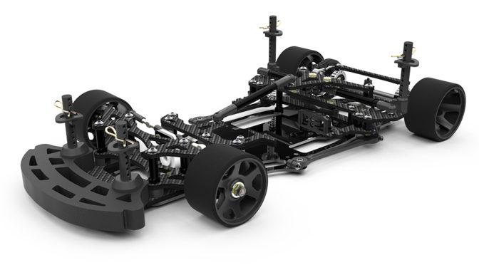 Atom 2 GT12 Kit von Schumacher Racing