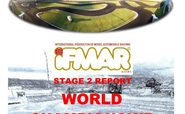 IFMAR-Weltmeisterschaft 1:5 in Porto