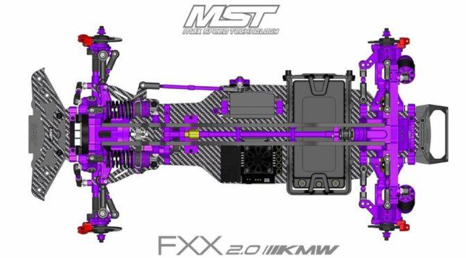 FXX 2.0 KMW von MST