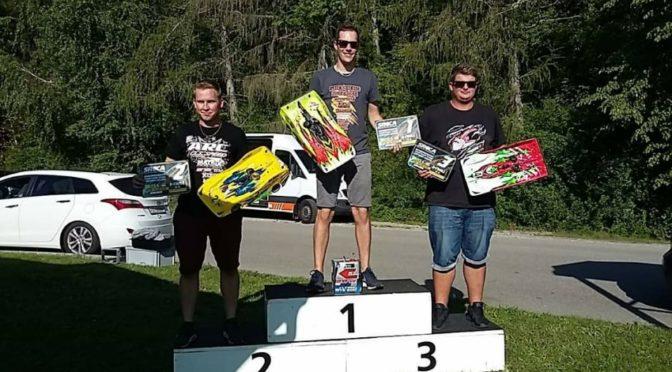 Simon Kurzbuch gewinnt beim 4.Rennen der Schweizer Meisterschaft