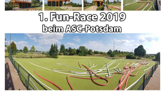 1. Fun-Race 2019 beim ASC-Potsdam e.V.