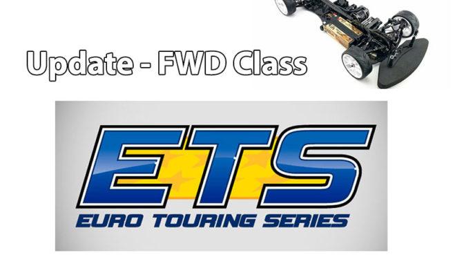 Wichtige Info zur FWD-Class beim ETS