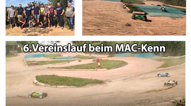 6.Vereinslauf beim MAC-Kenn