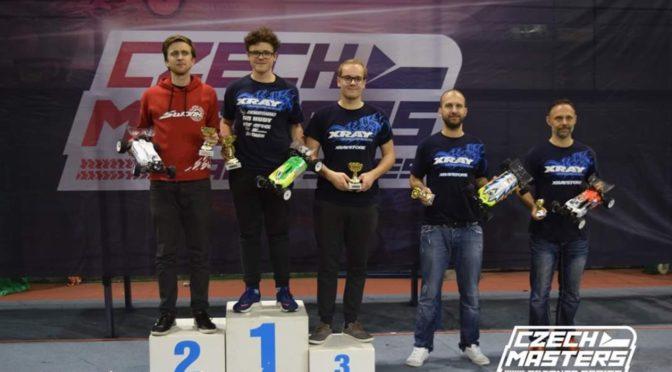 Max Götzl schafft das Triple bei den Czech Masters R1, Tschechische Republik
